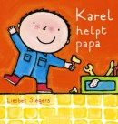 Karel helpt papa
