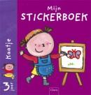Mijn stickerboek set 2x5 exemplaren Karel & Kaatje