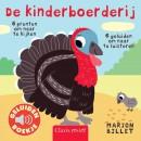 De kinderboerderij (geluidenboekje)