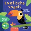 Exotische vogels (geluidenboekje)