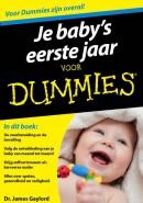 Je baby's eerste jaar voor Dummies, pocketeditie