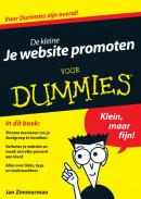 De kleine Je website promoten voor Dummies