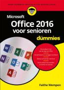 Microsoft Office 2016 voor senioren voor Dummies