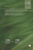 ICCI Aspecten van continuïteit en revisorale tussenkomst - Aspects de la continuité et intervention révisorale