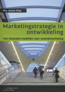 Marketingstrategie in ontwikkeling