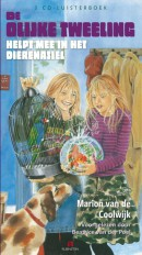 De olijke tweeling helpt mee in het dierenasiel, luisterboek, 3 Cd's