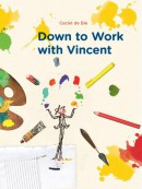 With Vincent at work