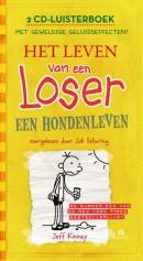 Het leven van een loser - Een hondenleven, luisterboek, 2 cd\'s, voorgelezen door Job Schuring