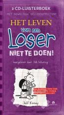 Het leven van een Loser - Niet te doen! luisterboek, 2 CD\'s