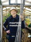Maartens moestuin, boek met 2 dvd's
