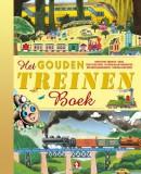 Het Gouden Treinenboek, Gouden Voorleesboek, 156 pag., G. Crampton, T. Gergely, P. Smit e.a.