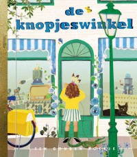 De knopjeswinkel, Gouden Boekjes, Tjibbe Veldkamp, Francien Verhulst