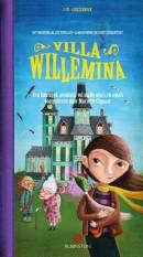 Villa Willemina, luisterboek 2 cd's, voorgelezen door Mariëtte Ciggaar