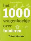 Het 1000 vragenboekje over tuinieren