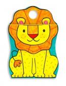 Klik-klakboekje: Leeuw