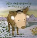 Mijn vingerpopboekje met Rudolf het rendier