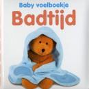 Baby voelboekje: Badtijd