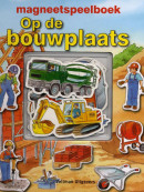 Magneetspeelboek Op de bouwplaats