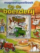 Magneetspeelboek Op de boerderij
