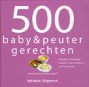 500 baby & peuterrecepten