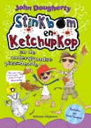Stinkbom en Ketchupkop en de ondergrondse pizzabende