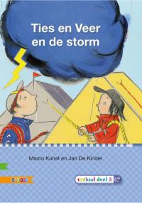 Ties en Veer en de storm
