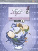 Pennenstreken editie 2 schrijfboek 8 verbonden schrift (5v)