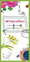 Herkenningskaart Wildplukken - natuurgids