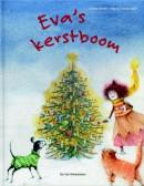 Eva's kerstboom. Met een kerstboom vol glitters op het omslag en uitklapbare pagina