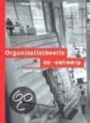 Organisatietheorie en -ontwerp