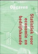 Statistiek voor economie en bedrijfskunde Opgaven