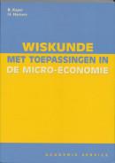 Wiskunde met toepassingen in de micro-economie