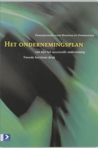 Praktijkgidsen voor manager en ondernemer Het ondernemingsplan