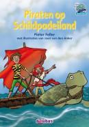 Samenleesboeken Piraten op Schildpadeiland