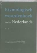 Etymologisch Woordenboek van het Nederlands A - E