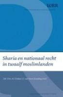WRR Webpublicaties Sharia en nationaal recht in twaalf moslimlanden