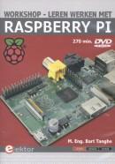 DVD Workshop Leren werken met Raspberry Pi