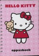 Hello Kitty Creche/oppasboek
