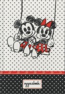 Mickey & Minnie Oppasboek