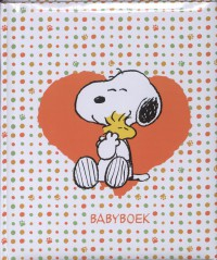Snoopy Babyboek