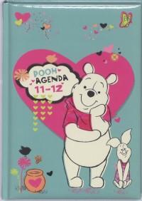 Schoolagenda 11-12 Winnie the Pooh