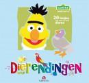 Dierendingen, een boekje met cd vol liedjes en verhaaltjes en een spelletje met Bert en Ernie!