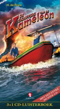 De schippers van de Kameleon Film editie