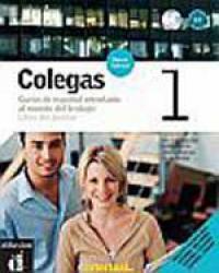 Colegas 1 nieuwe stijl tekstboek + cd