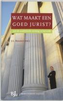 Wat maakt een goed jurist ?