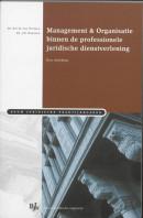 Boom Juridische praktijkboeken Management & Organisatie binnen de professionele juridische dienstverlening