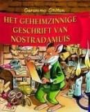 Geronimo Stilton Het geheimzinnige geschrift van Nostradamuis