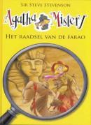Agatha mistery Het raadsel van de farao set 3 ex