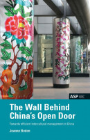 The wall behind China's open door