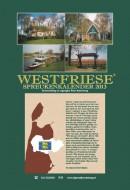Westfriese spreukenkalender 2013